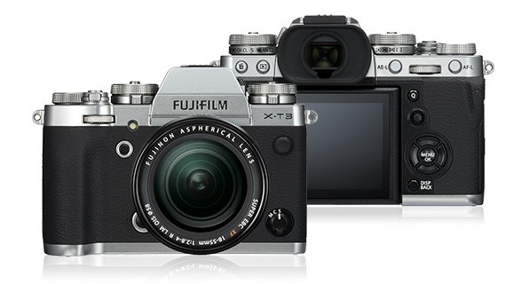 FUJIFILM XT3. Foto oleh fujifilm.com
