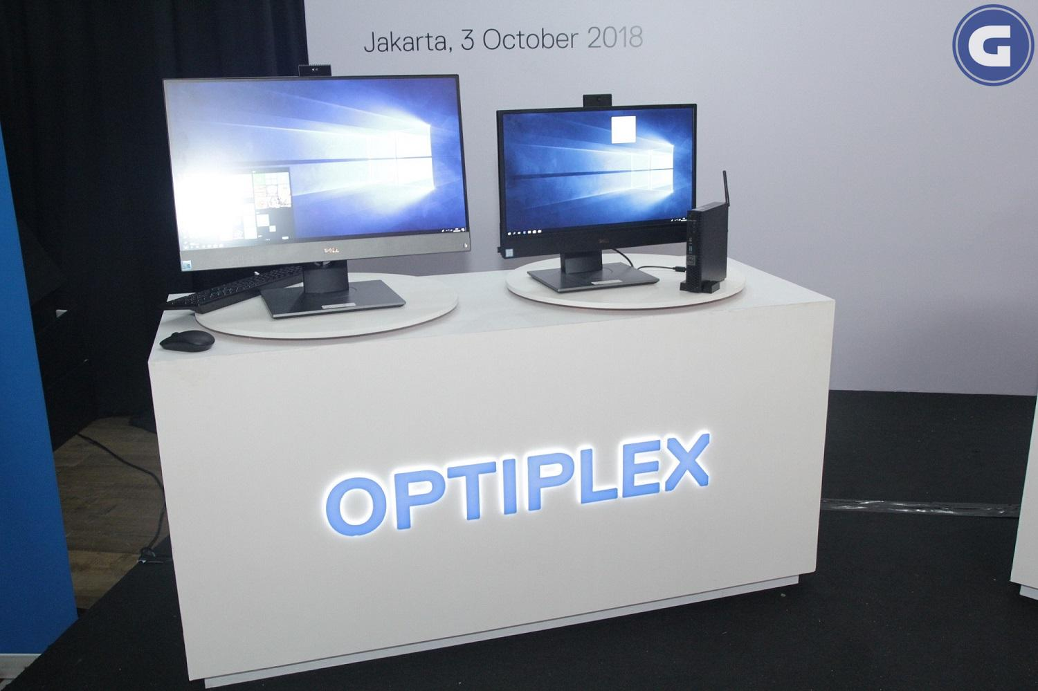 Dell OptiPlex terbaru