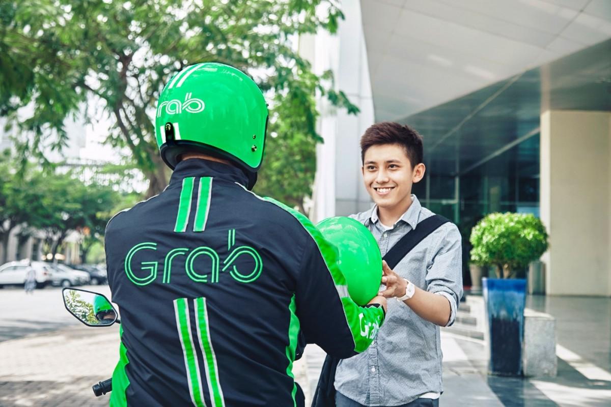 pengemudi Grab