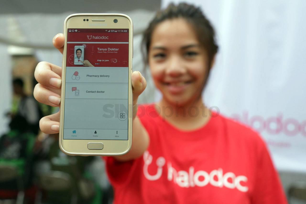Pendanaan Halodoc untuk Tingkatkan Akses Kesehatan