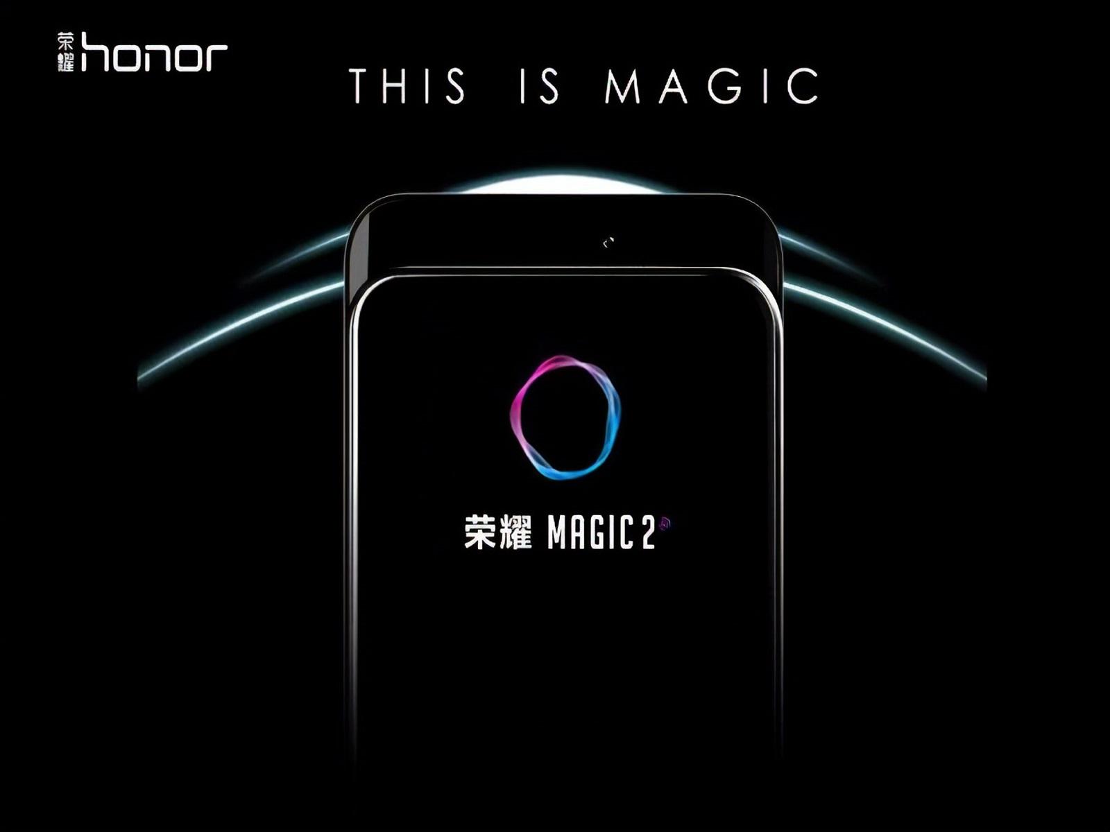 Honor Magic 2. Foto oleh wccftech.com