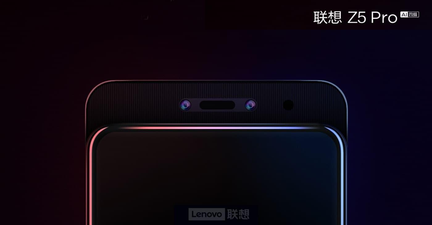 Lenovo Z5 Pro. Foto oleh pandaily.com