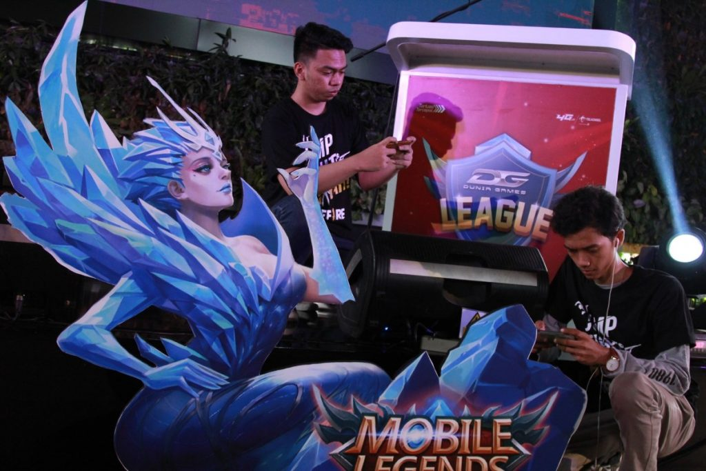 Liga eSport Dunia Games Telkomsel
