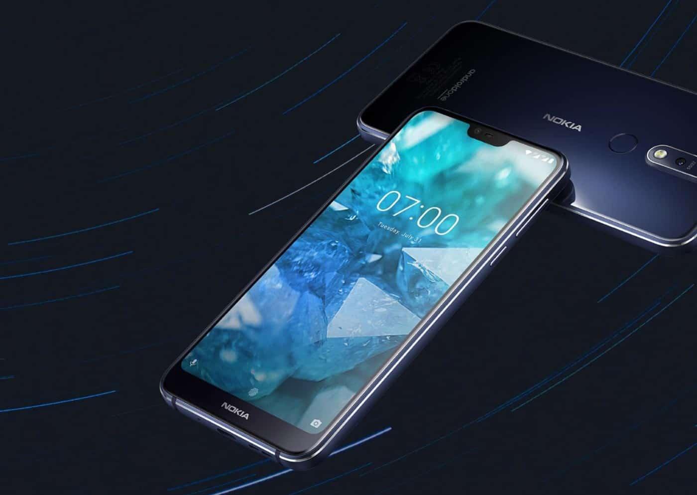 Nokia 7.1 Plus, yang terakhir dirilis sebelum rumor Nokia 8.1