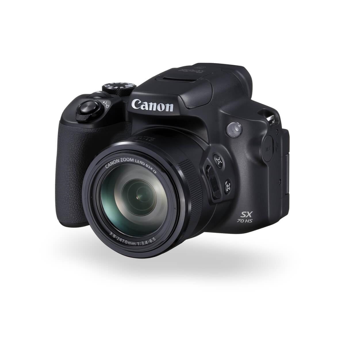 3. Canon PowerShot SX70 HS