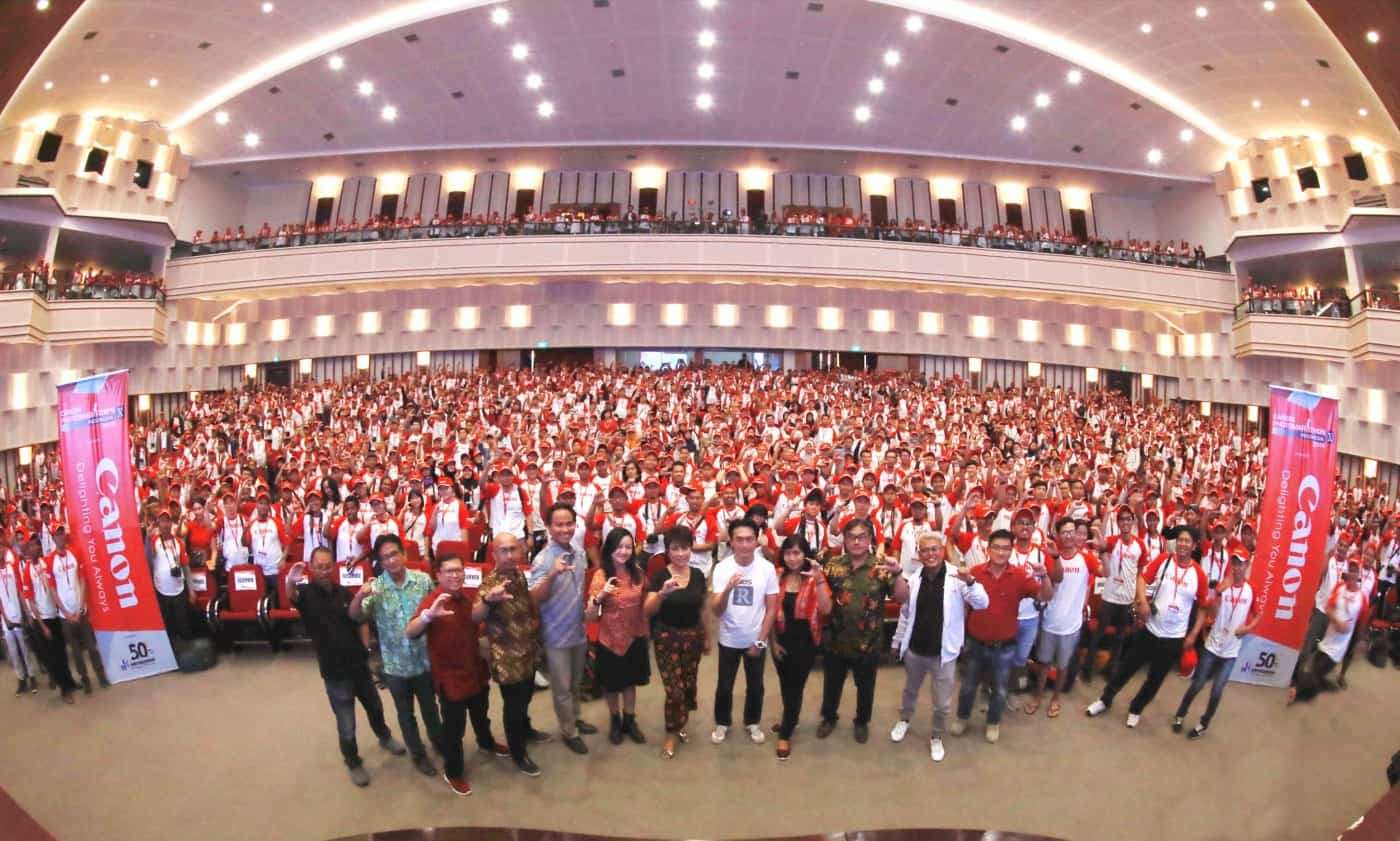 Canon PhotoMarathon Indonesia 2018 Yogyakarta