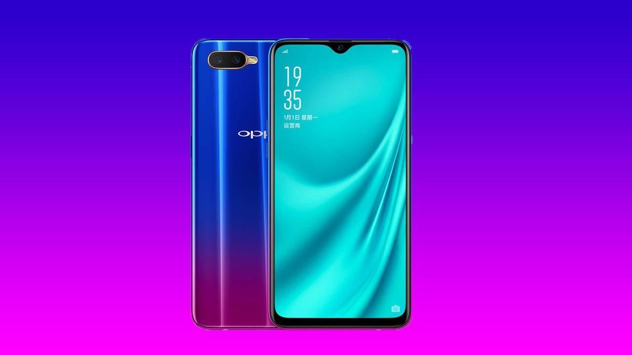 Smartphone Oppo R15x