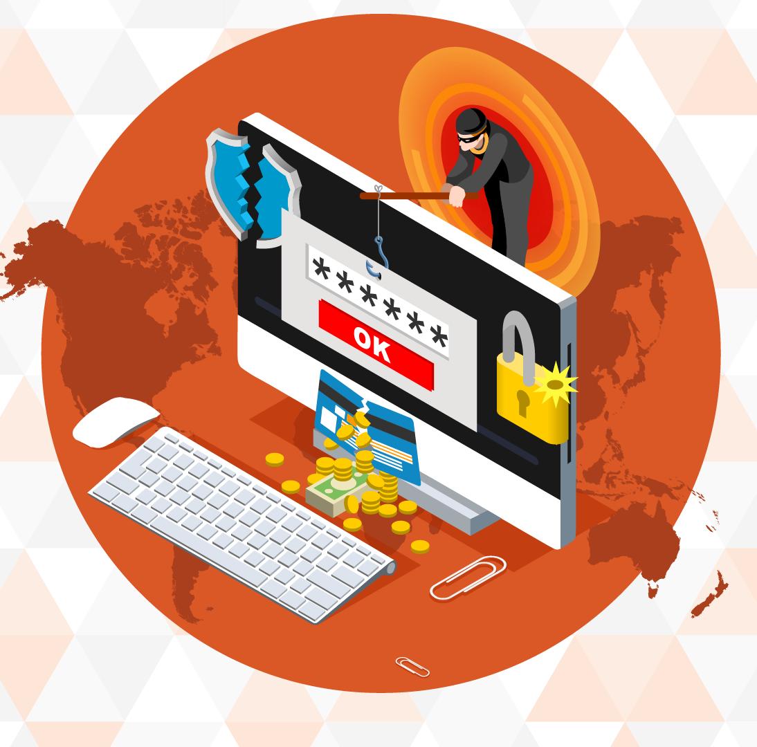 Serangan siber berbasis email. Foto oleh blog.cybertraining365.com