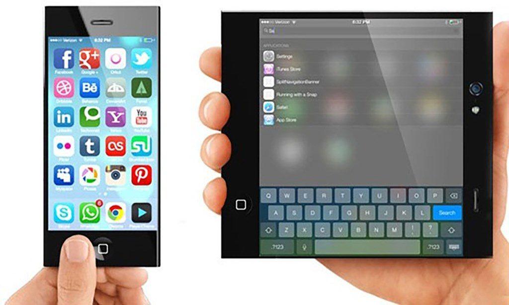 Apple foldable 1