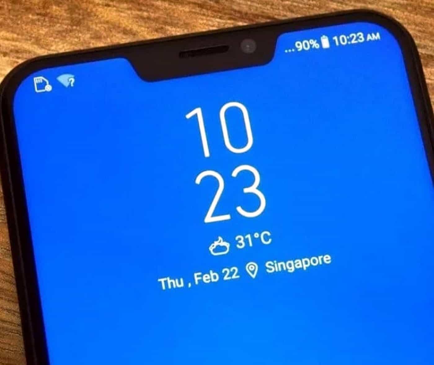 Bocoran ASUS ZenFone Max Pro M2. Foto oleh fonearena.com