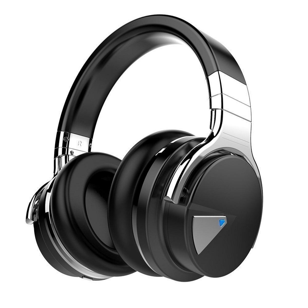 Headset Bluetooth Cowin E7 ANC