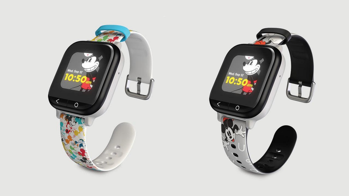 GizmoWatch edisi Mickey Mouse. Foto oleh laughingplace.com