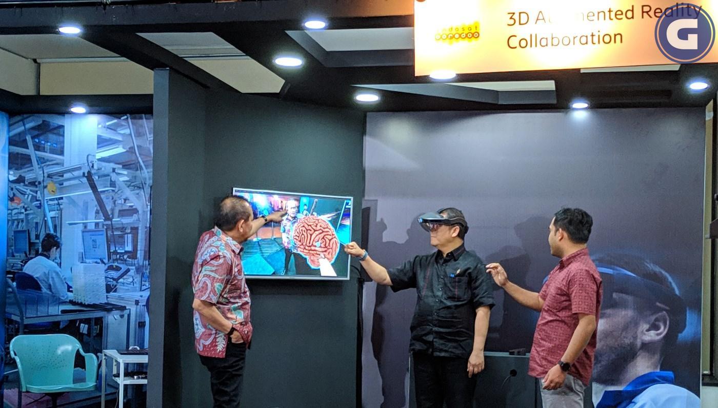 Indosat uji coba layanan 5G