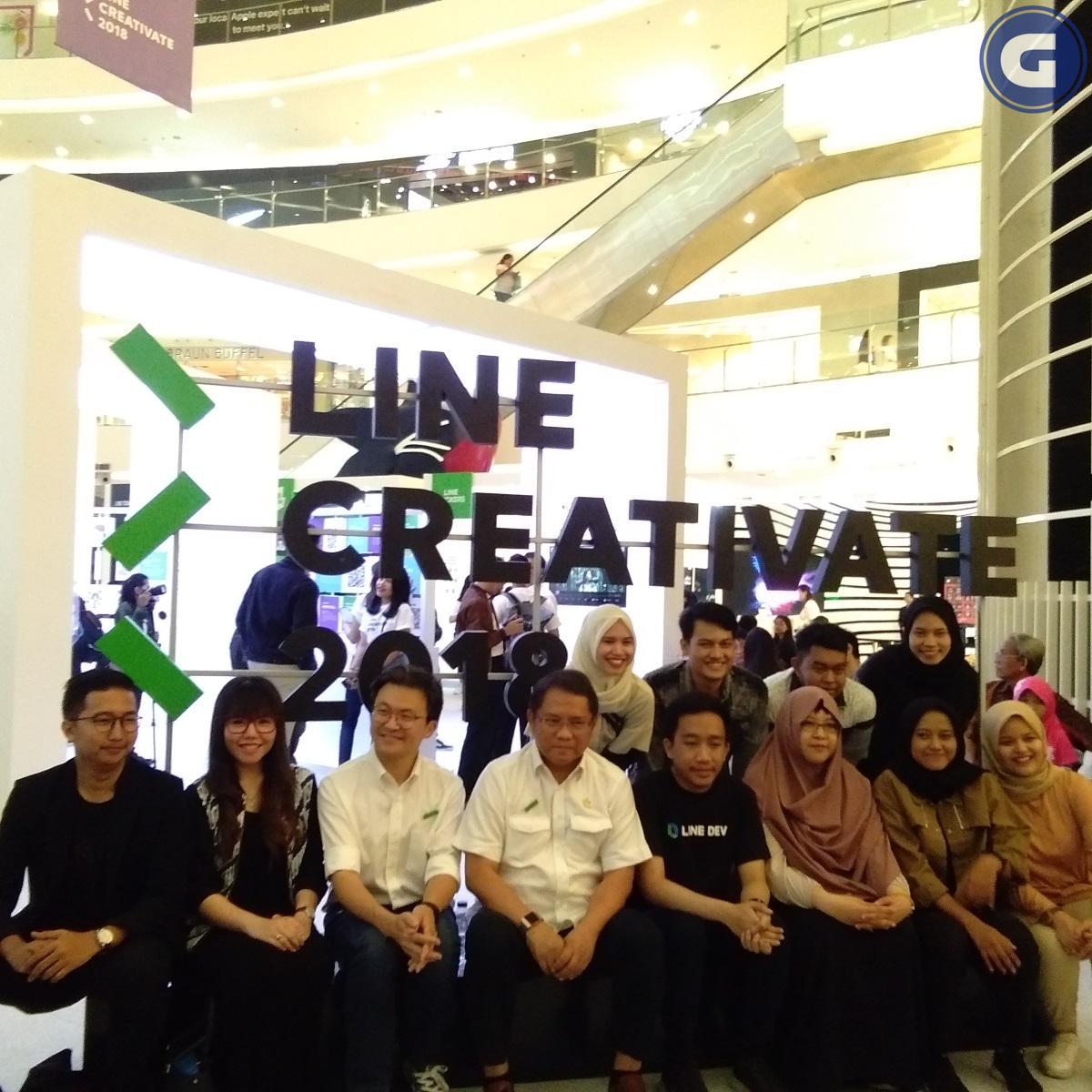 LINE Creativate 2018