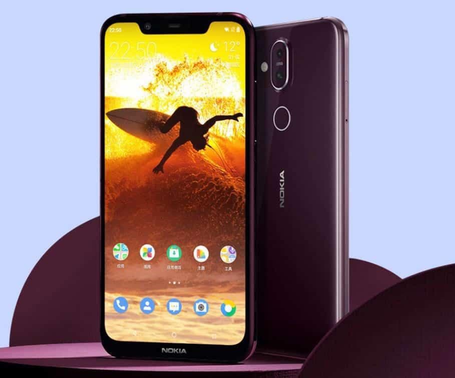 Nokia Phoenix alias Nokia 8.1