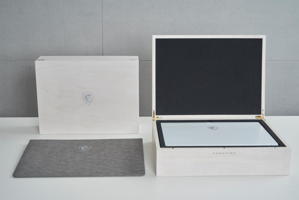 MSI Prestige Limited Edition