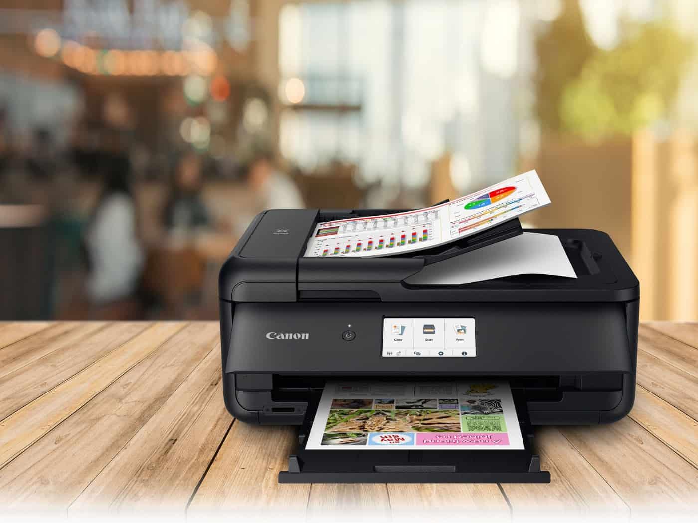 Printer Canon PIXMA TS9570