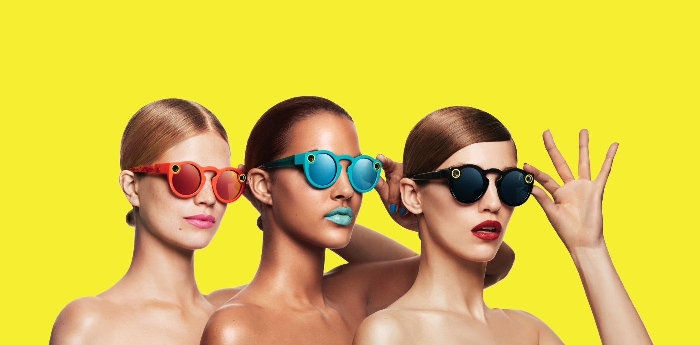 Ilustrasi kacamata Spectacles generasi terbaru. Foto oleh wired.com