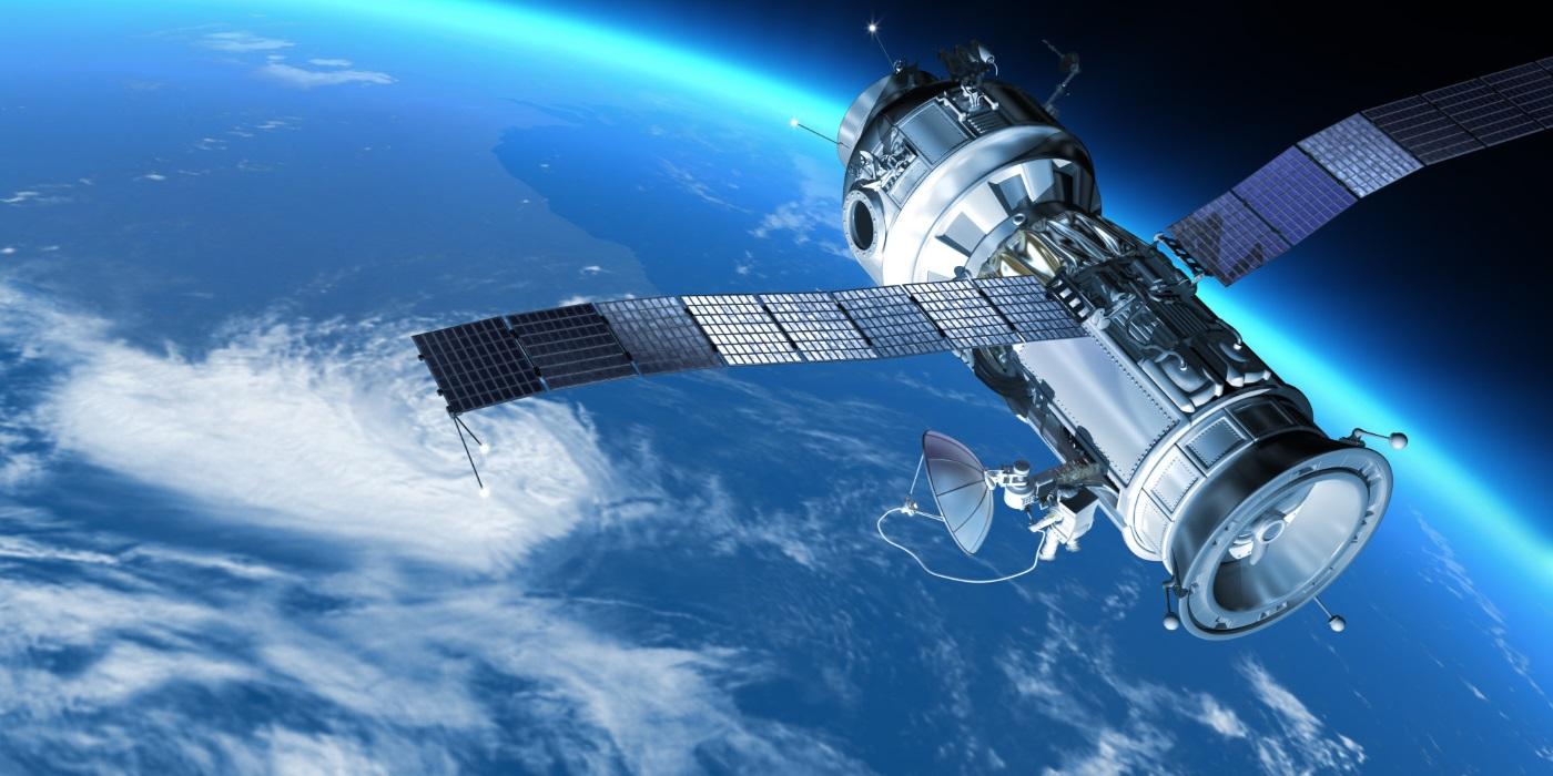 Ilustrasi satelit pertama Ethiopia. Foto oleh africa.cgtn.com