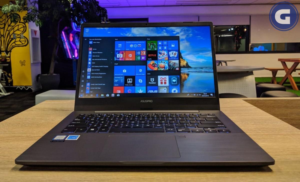 review laptop ASUSPRO P5440UA