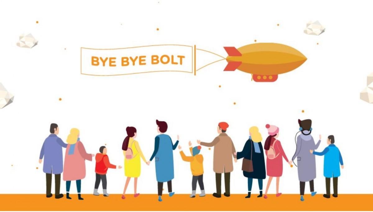 Bolt 4G LTE bye
