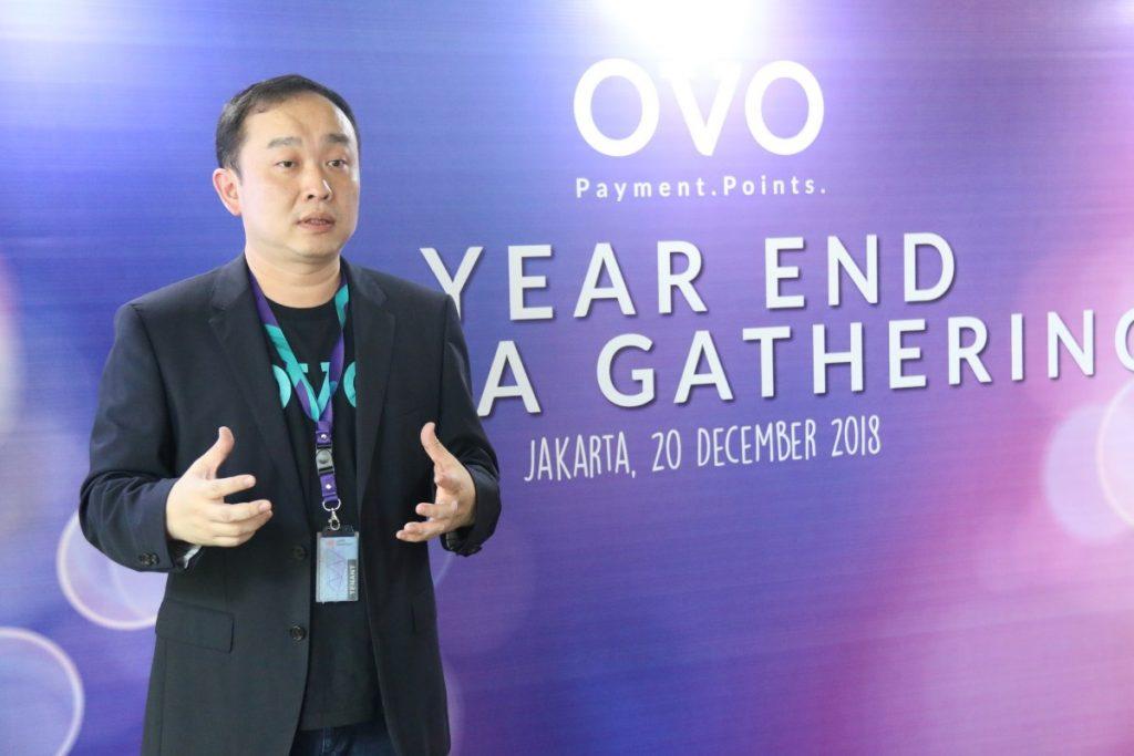 Director OVO Harianto Gunawan