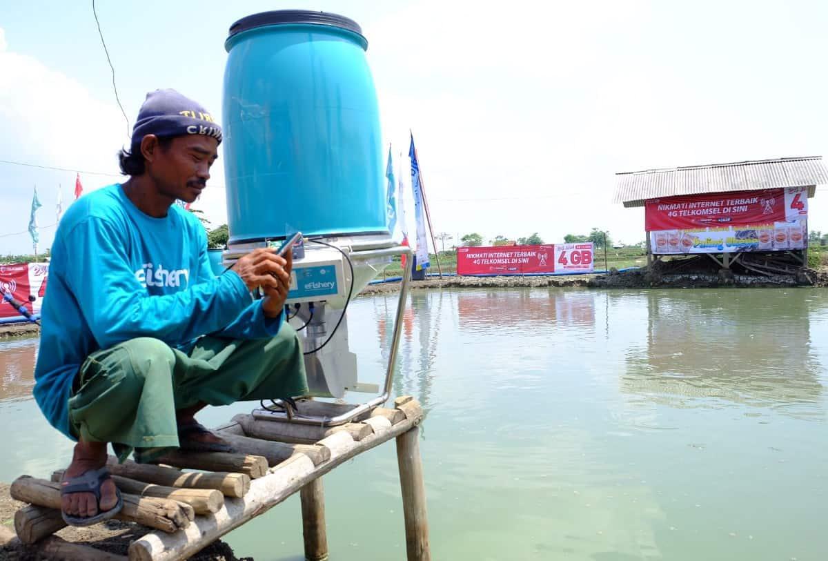 Kampung Perikanan Digital Indramayu