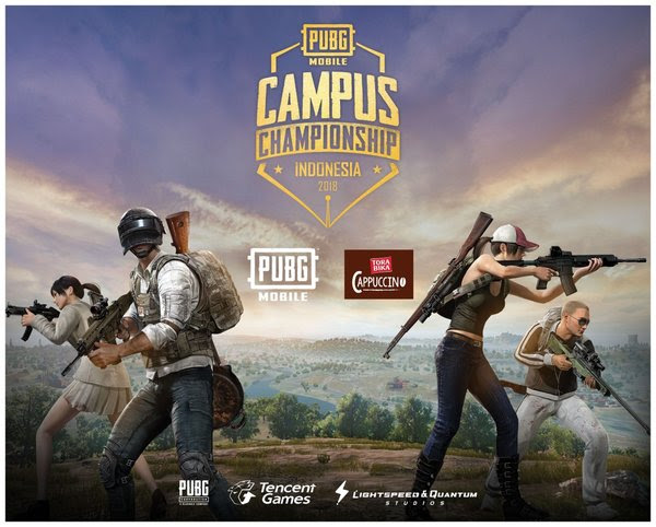 PUBG Mobile Campus Championship PMCC 2018