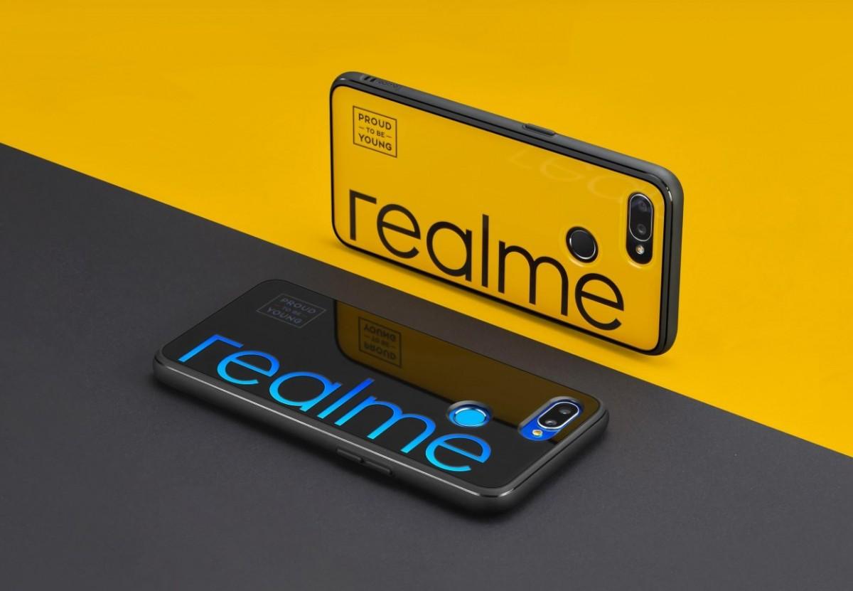 Realme U1 case