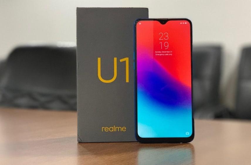 smartphone Realme U1