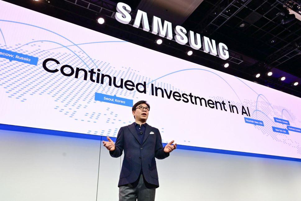 HS KIM CEO Samsung
