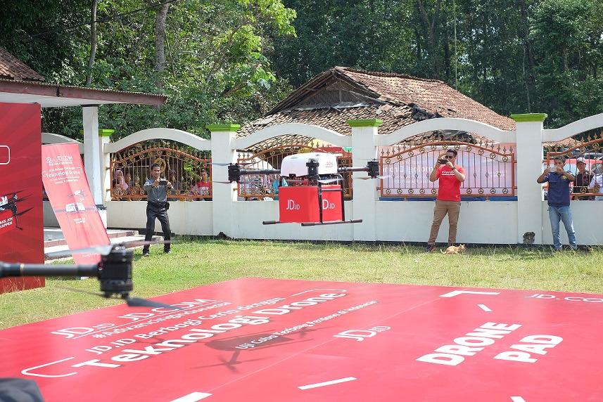 drone komersial JD Bogor