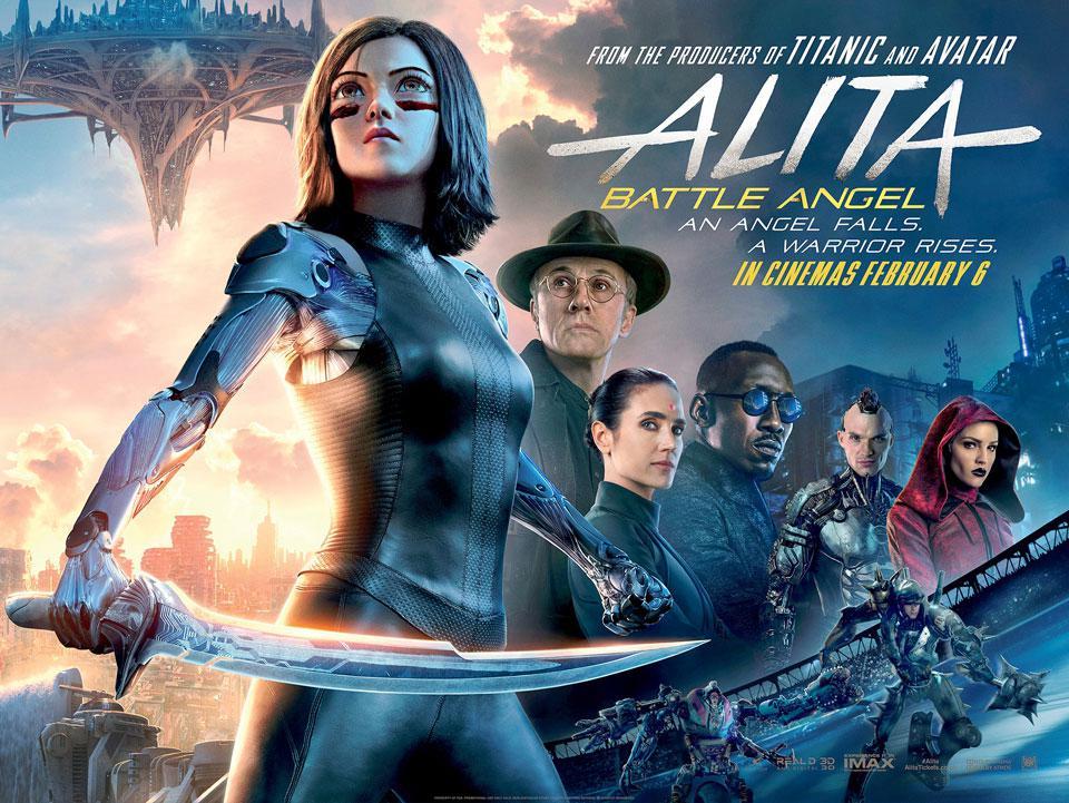 Film Alita Battle Angel Menginsiprasi Aoc Kembangkan Teknologi Inovatif