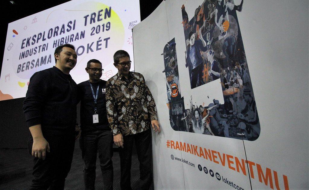 LOKET Dukung Event Creator Tingkatkan Penjualan Tiket