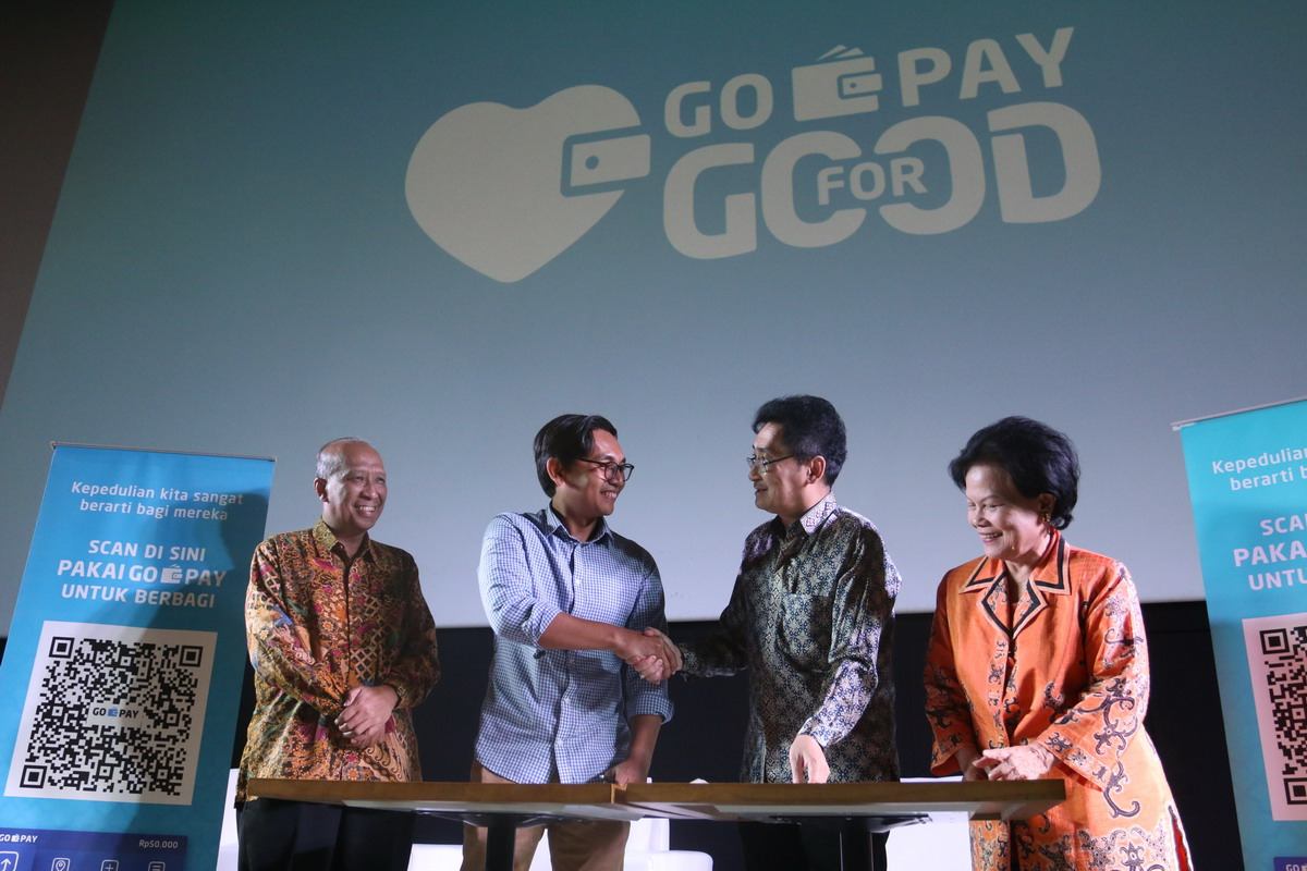Go-Pay For Good