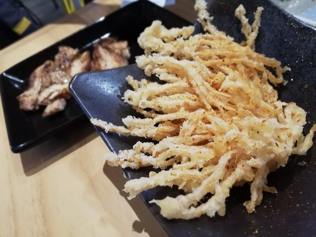 Beberapa makanan yang kami pesan dengan Eatigo di restoran