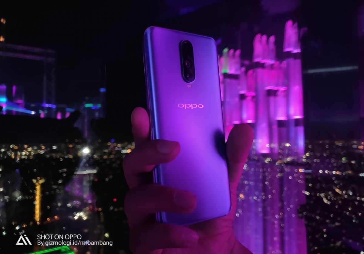 Review OPPO R17 Pro