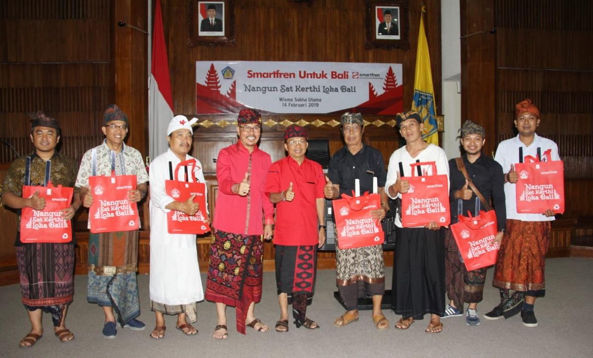 Nangun Sat Kerthi Loka Bali
