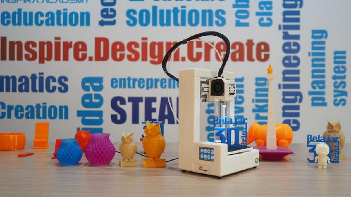 Printer 3D industri 4.0