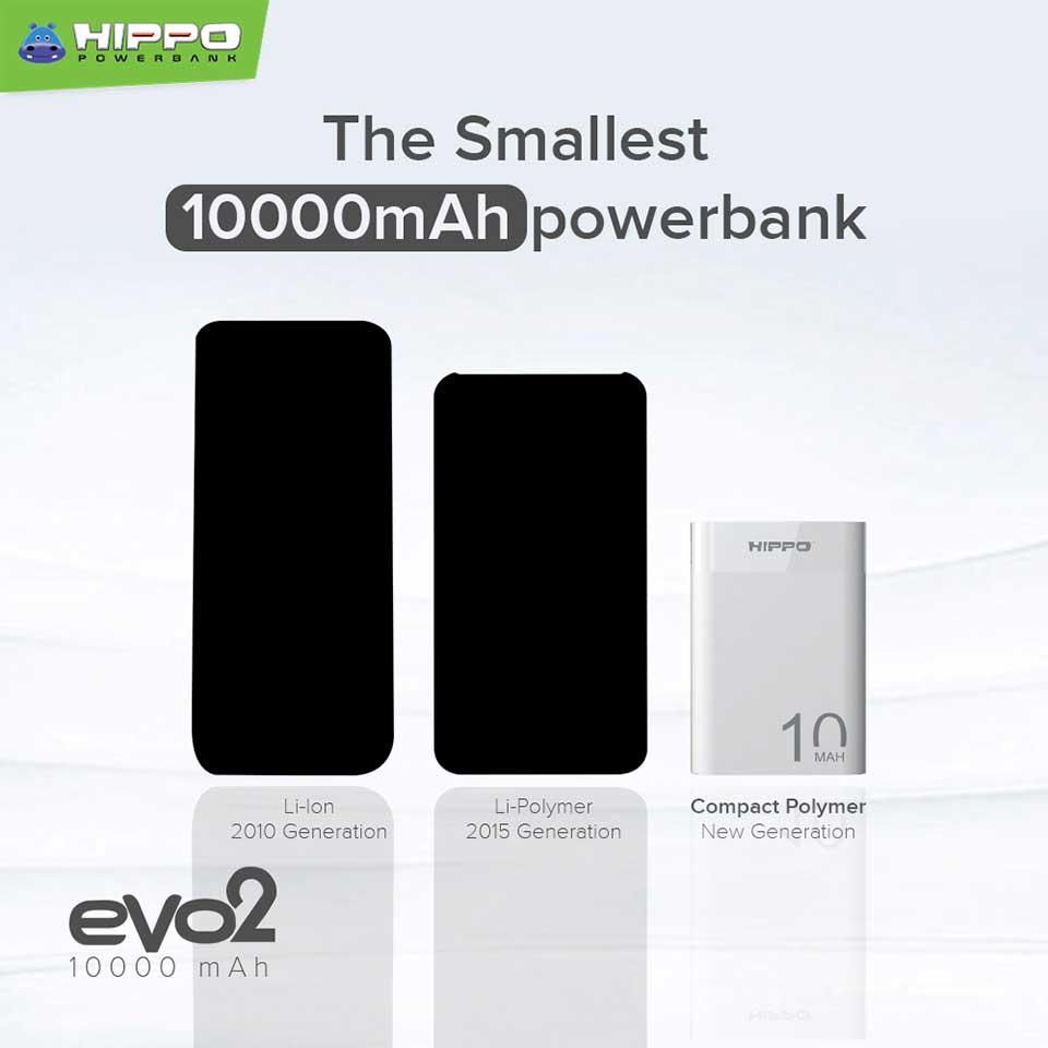 Hippo Evo2 Compact