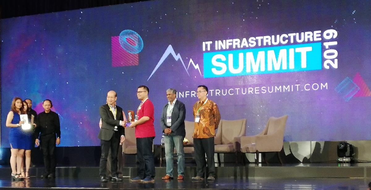 CTI Group usung Tema AI Pada IT Infrastructure Summit 2019