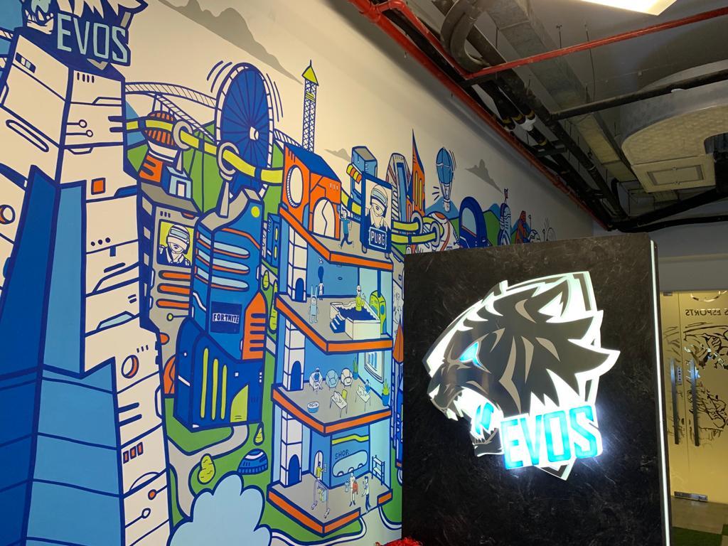 EVOS Esports Industri Gaming