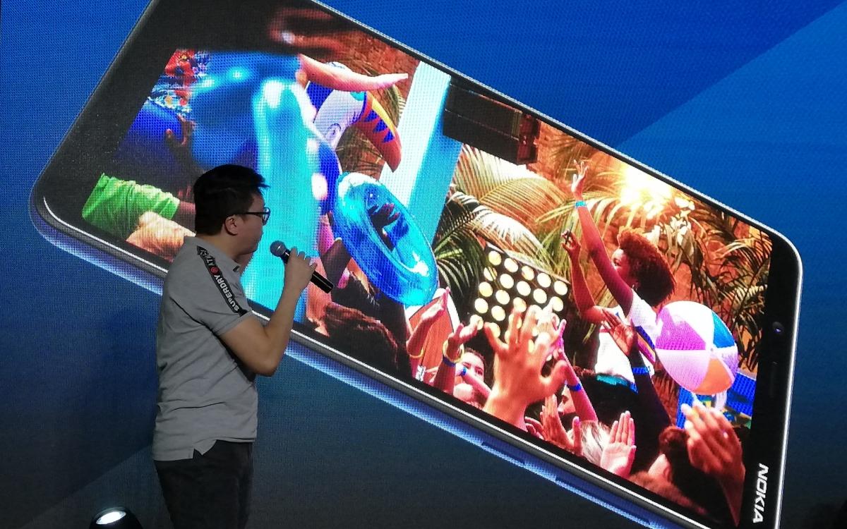 Nokia 3.1 Plus Fitur Premium, Harga Terjangkau