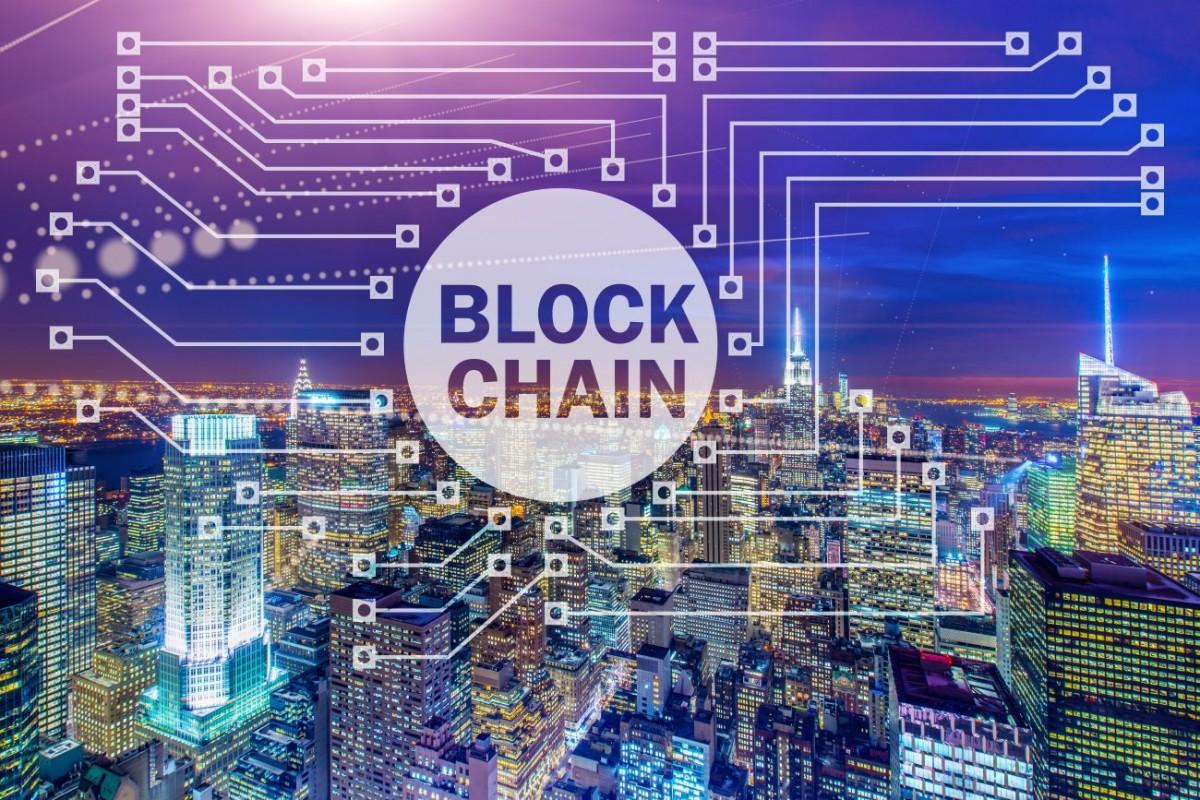 ilustrasi blockchain elnur 123rf