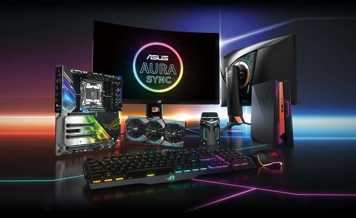 Aura Sync RGB Lighting