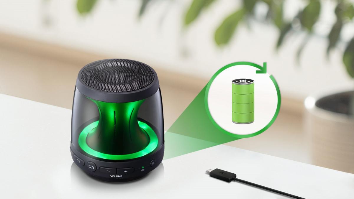 Baterai Speaker Portabel LG PH1