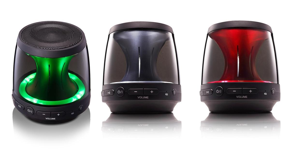 Warna Warni Speaker Portabel LG PH1