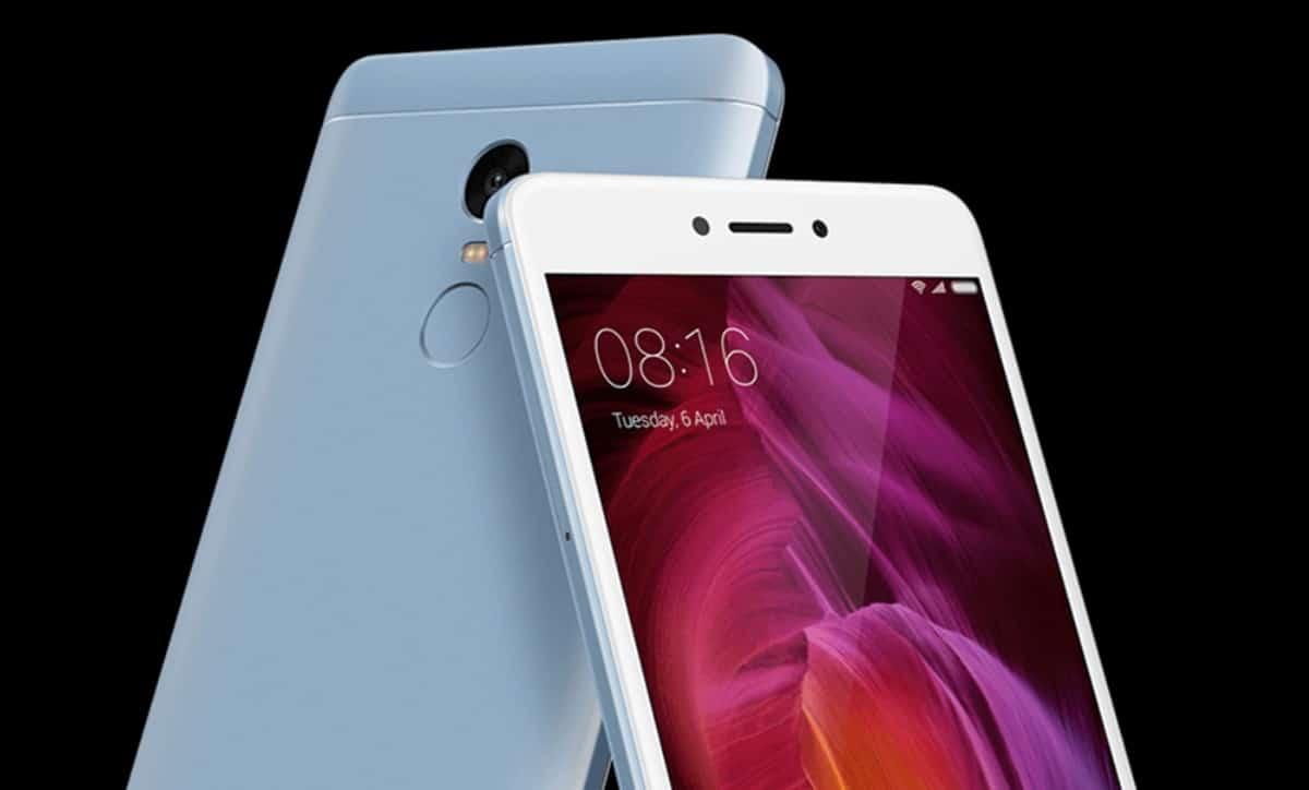 Update MIUI pada Xiaomi Redmi Note 4