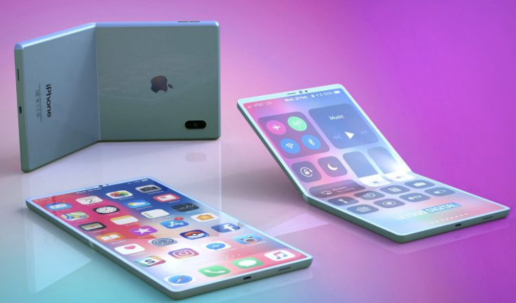 Apple Patenkan Teknologi Layar Lipat untuk iPhone Terbaru ...