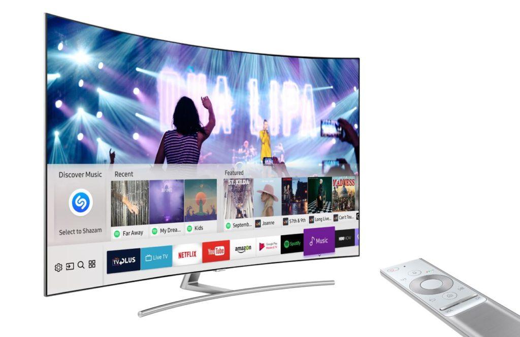 ini perbedaan smart tv dan android tv